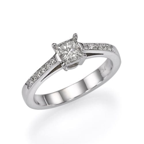טבעת אירוסין דגם Talia