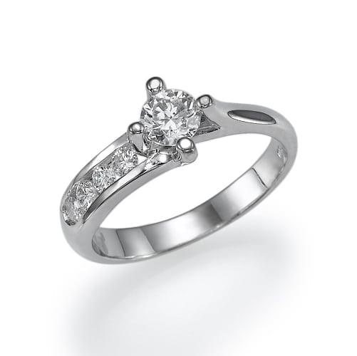 טבעת אירוסין דגם Ravid
