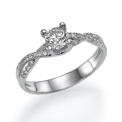 טבעת אירוסין דגם Neomi