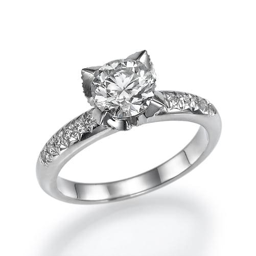 טבעת דגם Olivia