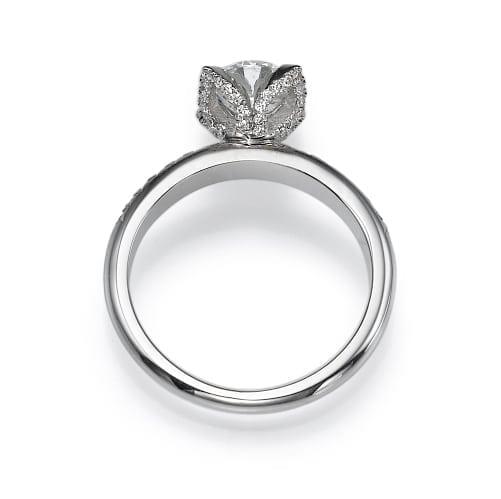 טבעת אירוסין דגם Olivia