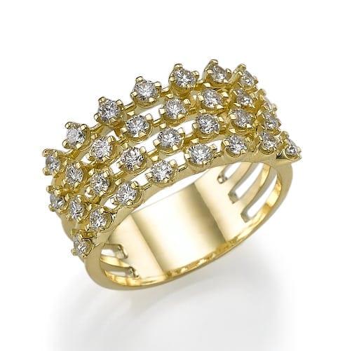 טבעת דגם Grace