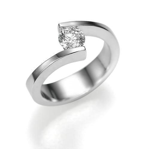 טבעת דגם Maya