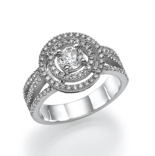 טבעת דגם Monika