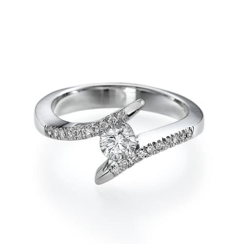 טבעת אירוסין דגם Sahara