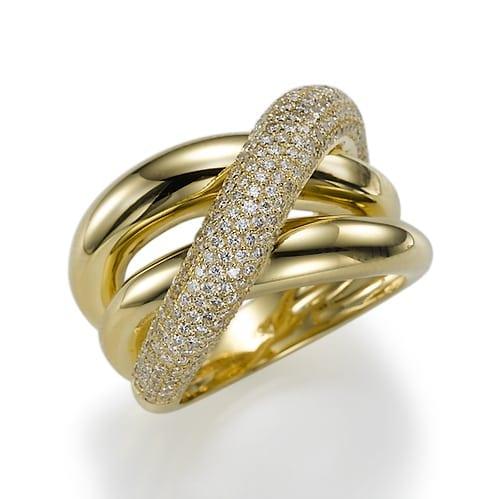 טבעת דגם Mariana