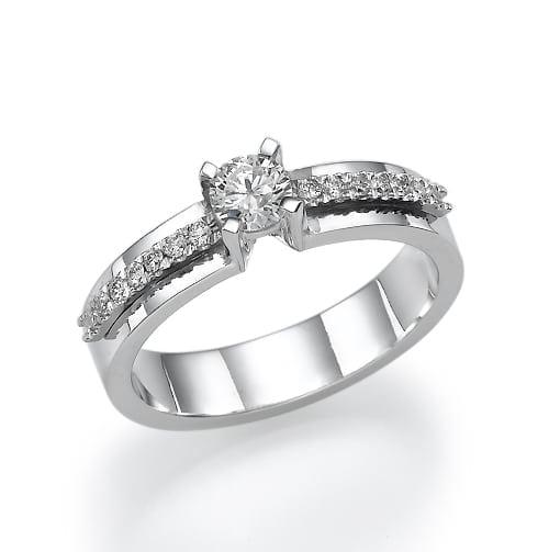 טבעת אירוסין דגם Avital