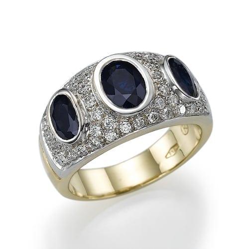 טבעת לגבר דגם Sapir