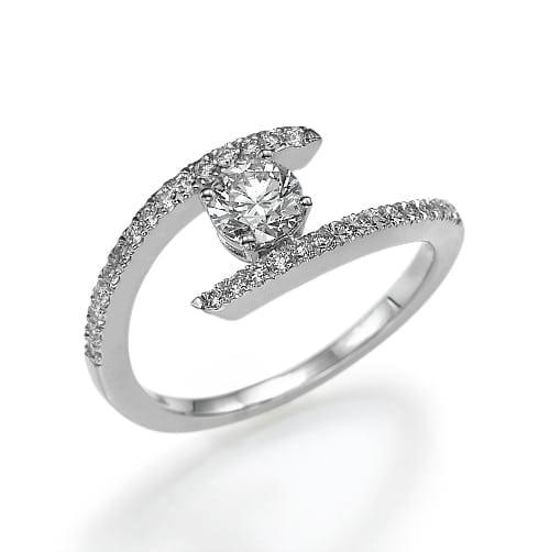 טבעת אירוסין דגם Liana