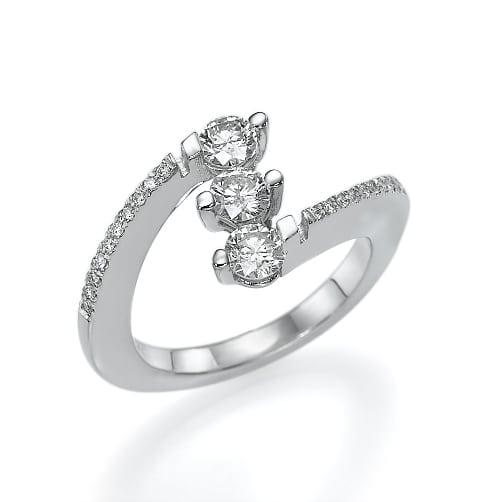 טבעת דגם Adeli