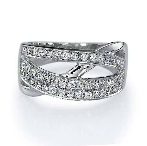 טבעת יהלומים דגם Oriel