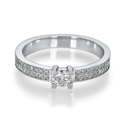 טבעת אירוסין דגם Beka