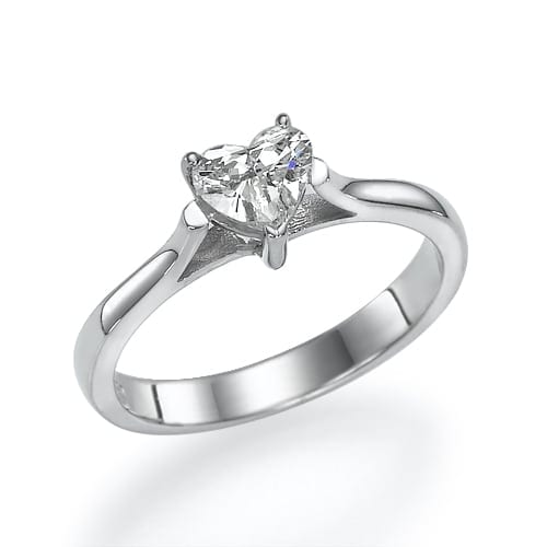 טבעת אירוסין דגם Dona