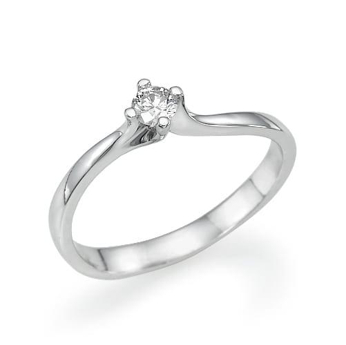 טבעת אירוסין דגם Noga