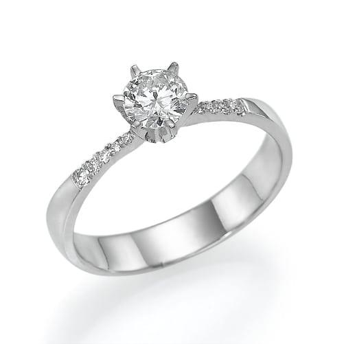טבעת אירוסין דגם Mor