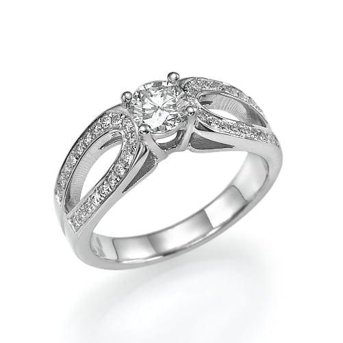 טבעת דגם Stella