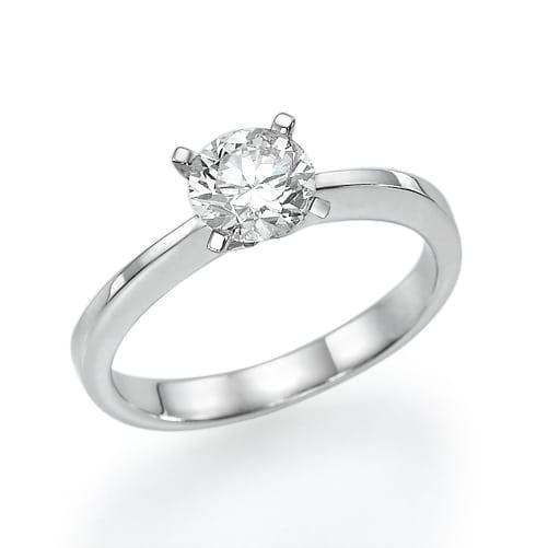 טבעת אירוסין דגם Alison