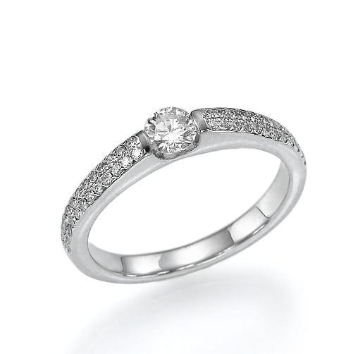 טבעת אירוסין דגם Sunny