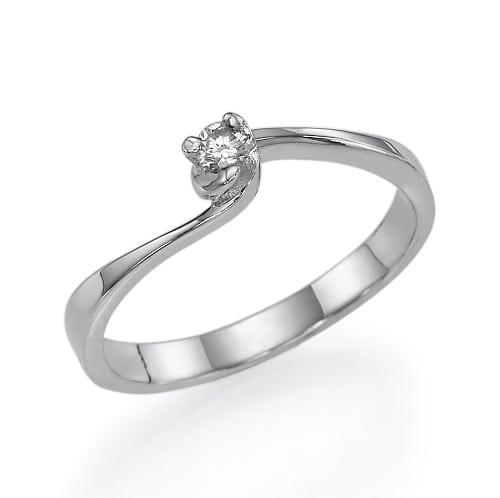 טבעת אירוסין דגם Nala