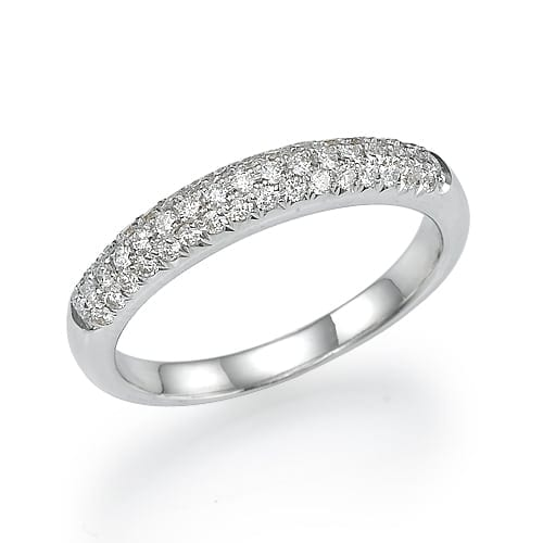 טבעת יהלומים דגם Fran