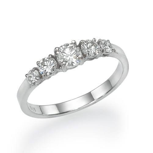 טבעת דגם Kendra