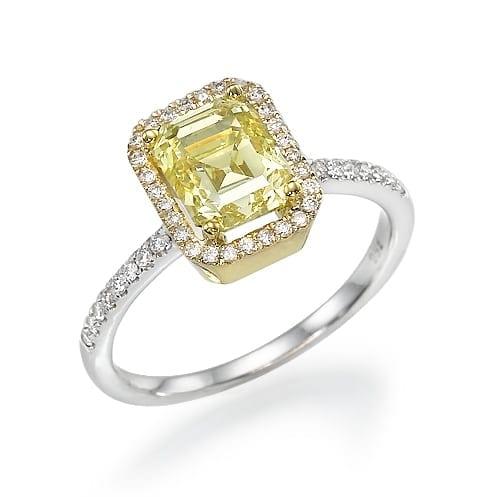 טבעת דגם Leehe