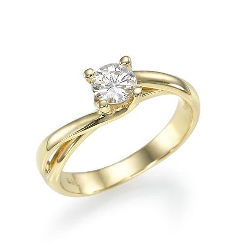 טבעת אירוסין דגם Maayan