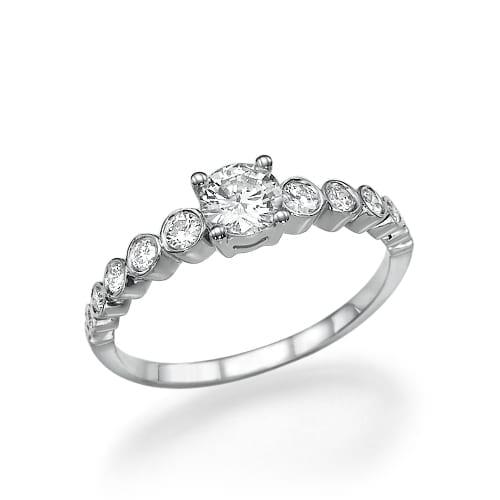 טבעת אירוסין דגם Sophia