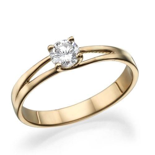 טבעת אירוסין דגם Masy