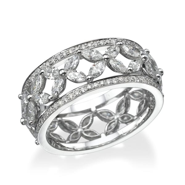 טבעת מעוצבת דגם Limor