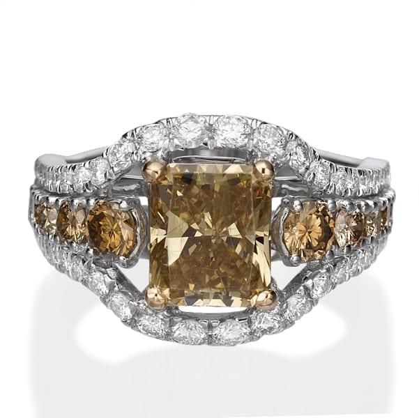 טבעת יהלומים דגם Chloe