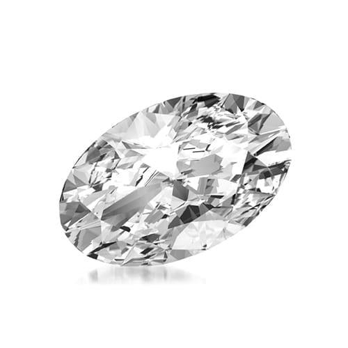 יהלום אובל במשקל 0.70 קראט I\VS1