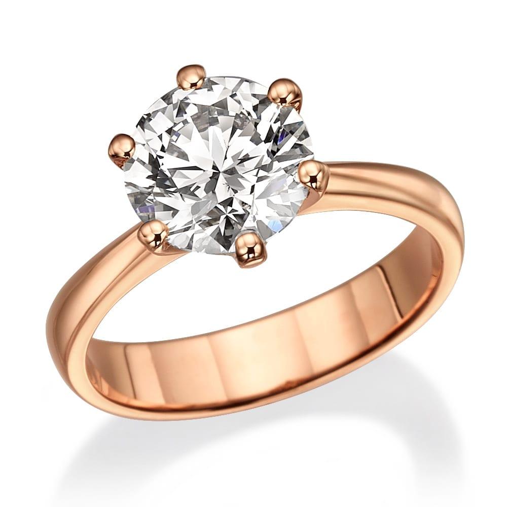 טבעת אירוסין דגם Lior