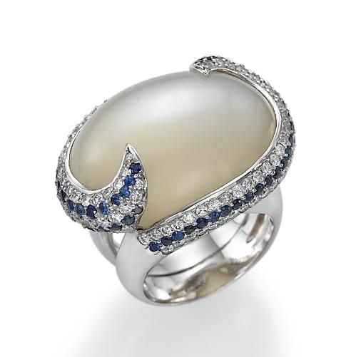 טבעת דגם Alissa