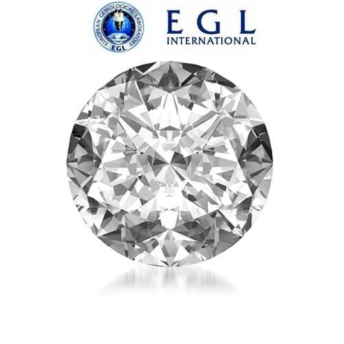 יהלום עגול במשקל 1.50 קראט F\VS2