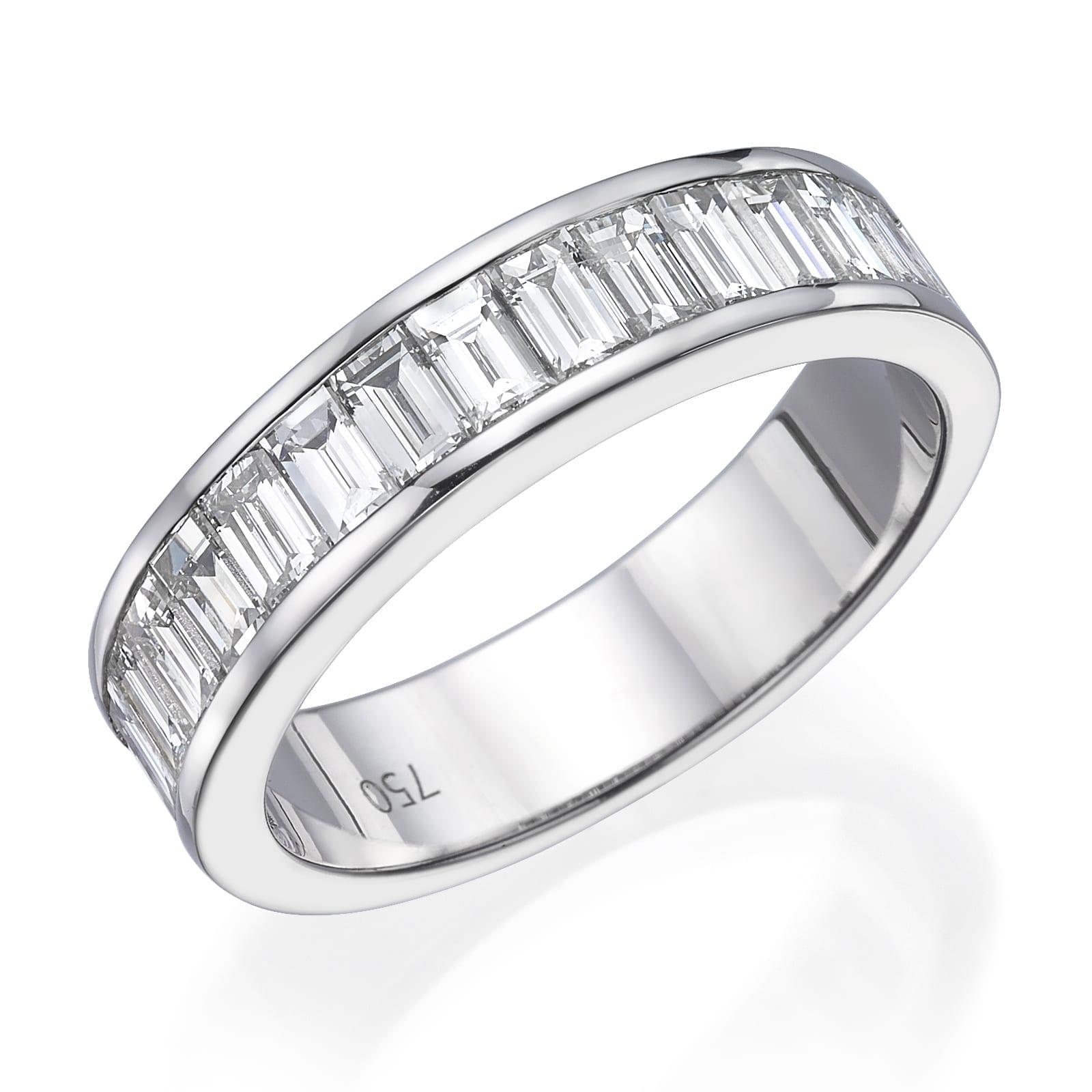 טבעת יהלומים דגם Patrice