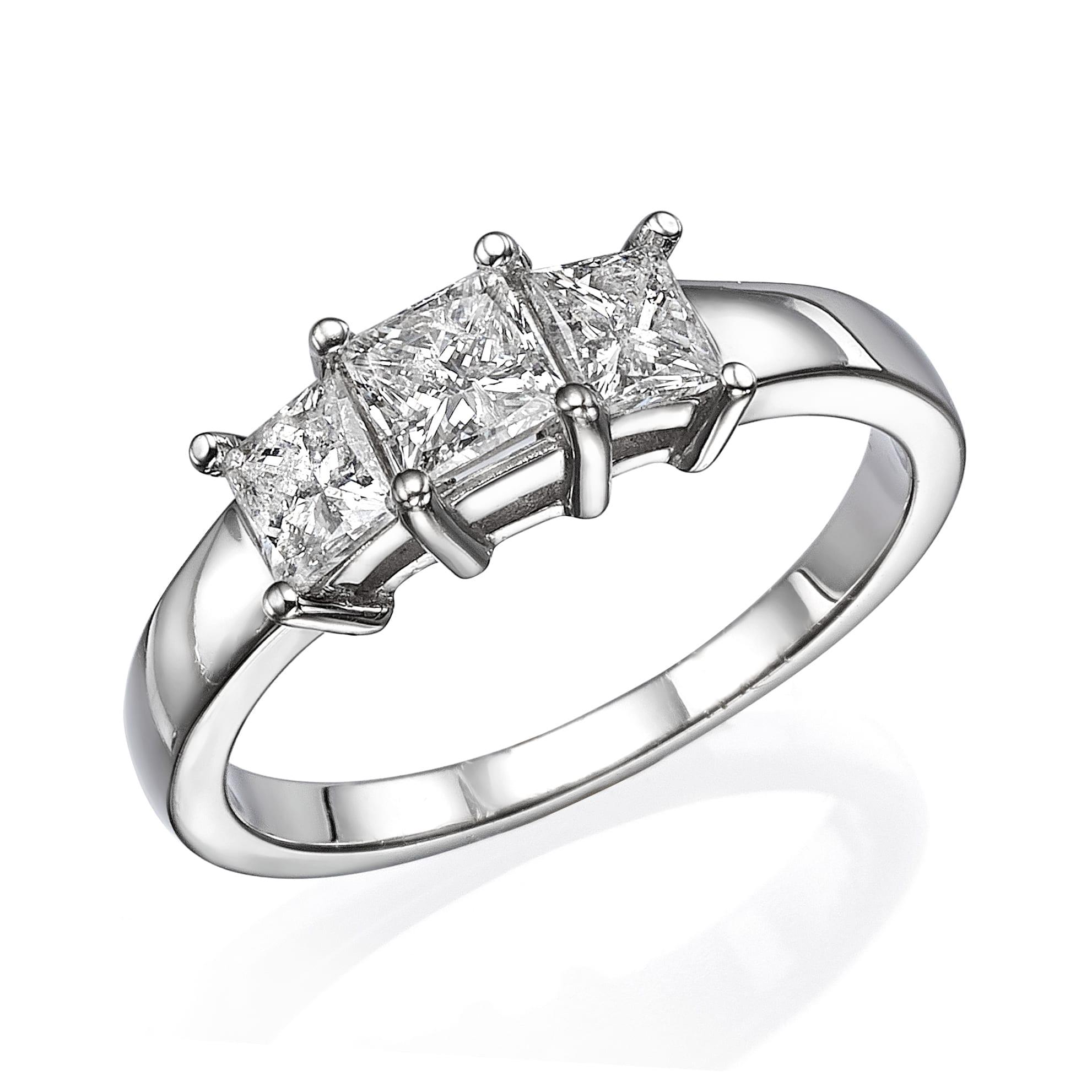 טבעת יהלומים 1.07 קראט ב-48% הנחה!!!