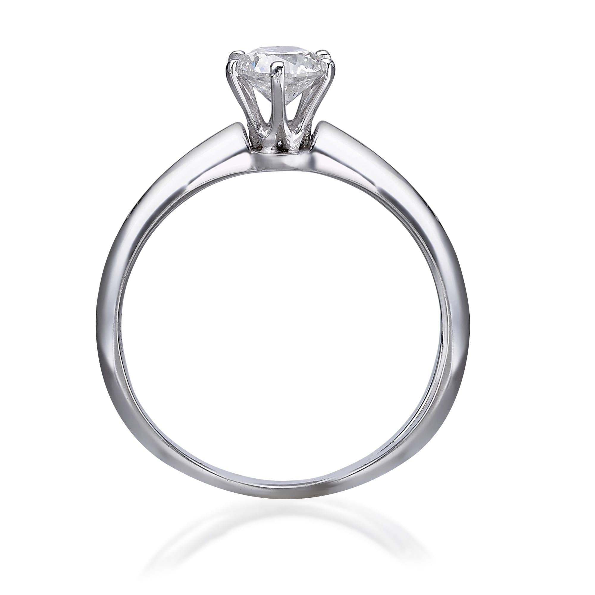 טבעת אירוסין דגם laticia