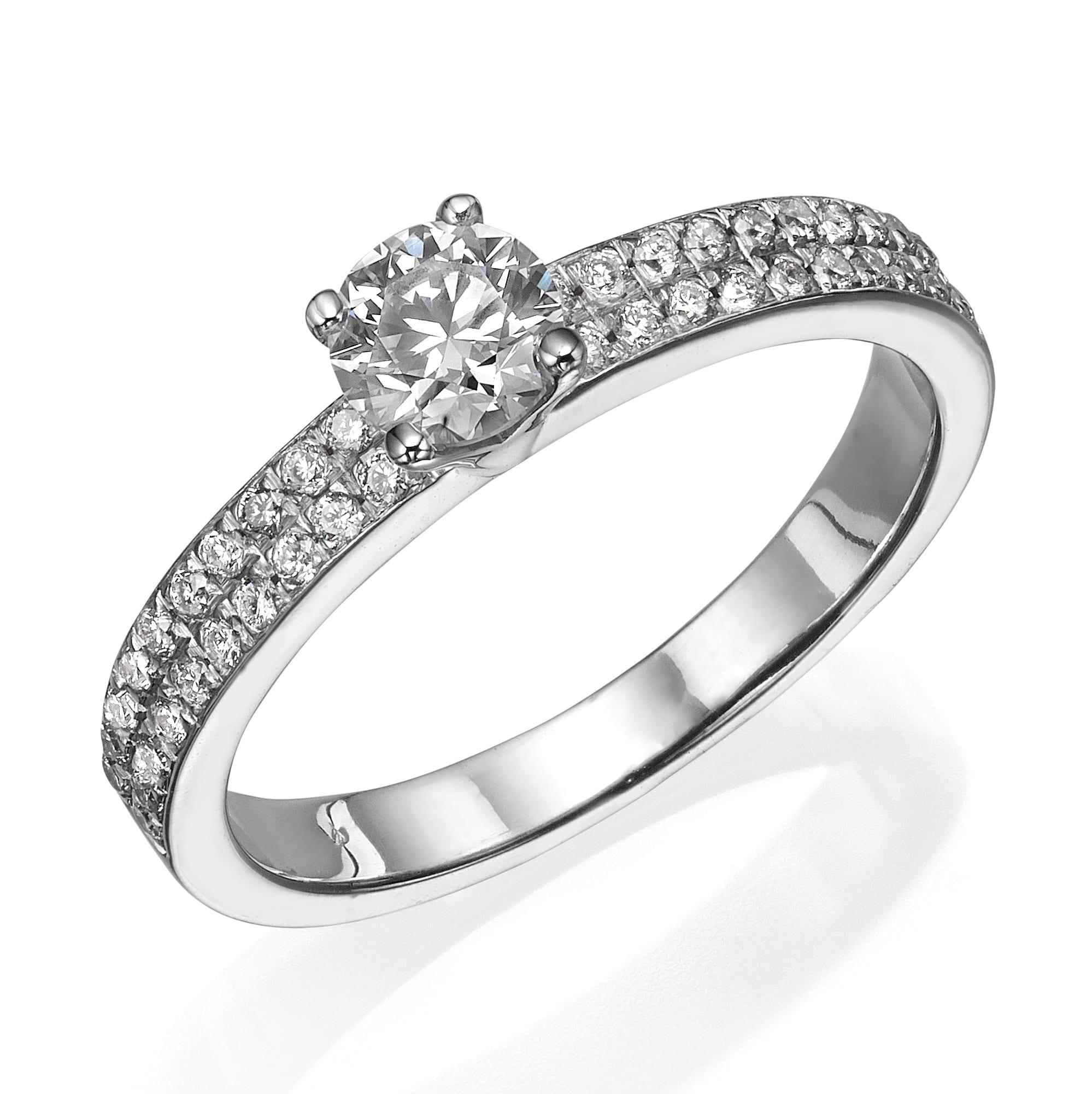 טבעת אירוסין דגם Ofelia