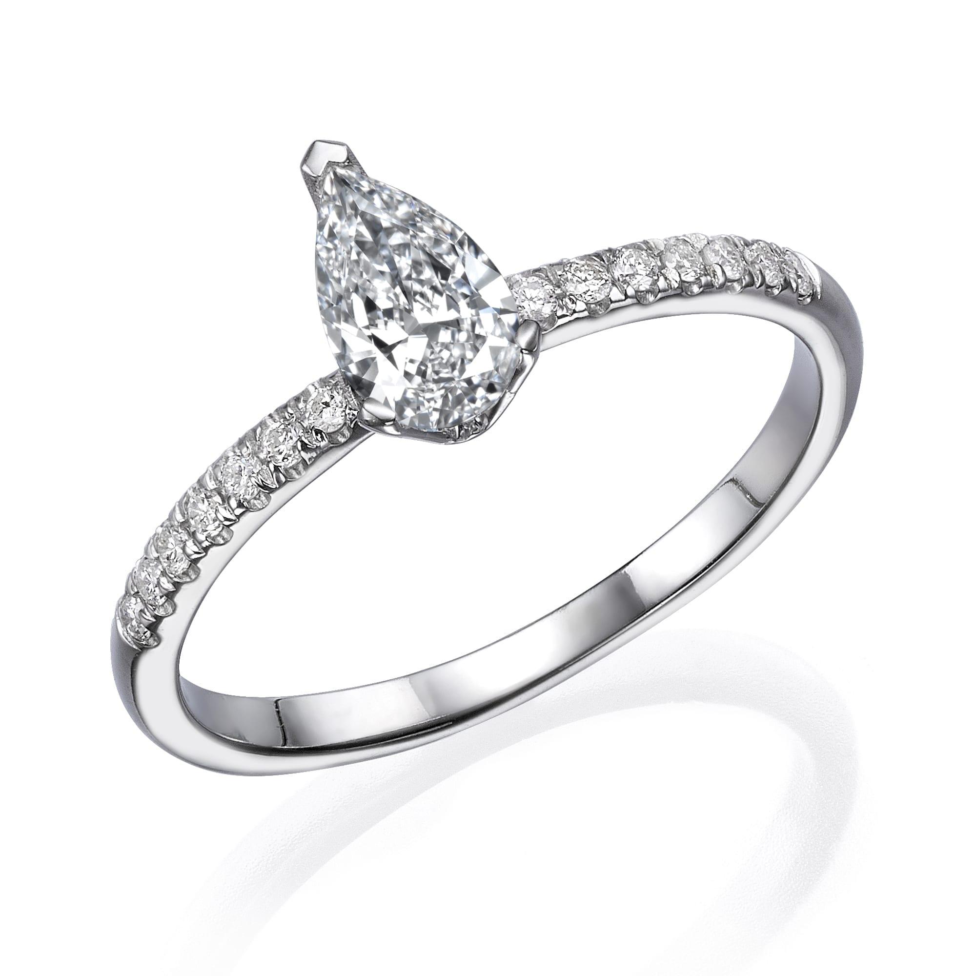 טבעת אירוסין דגם Kimberly