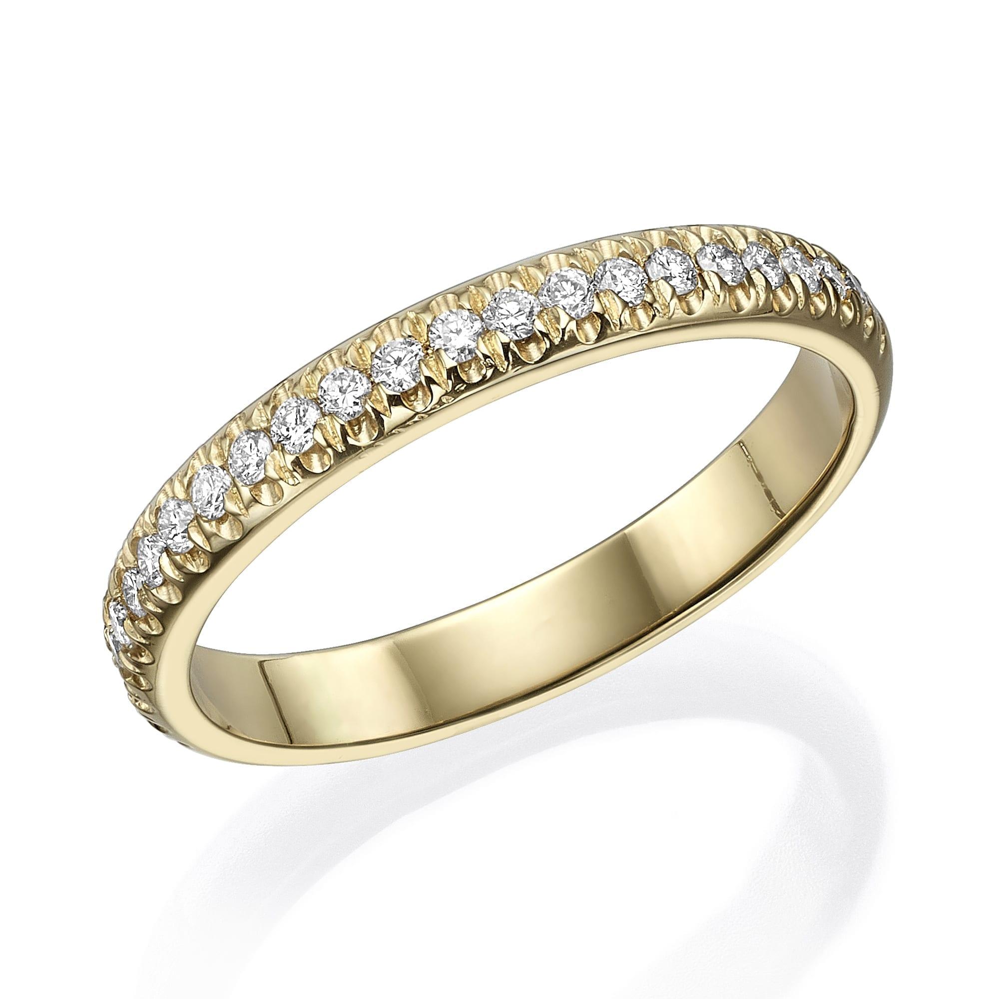 טבעת יהלומים דגם Addison