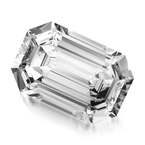 יהלום אמרלד במשקל 1.71 קראט I\VVS1