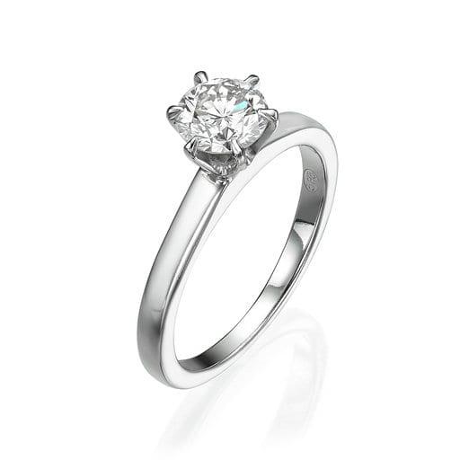 טבעת אירוסין דגם Janice