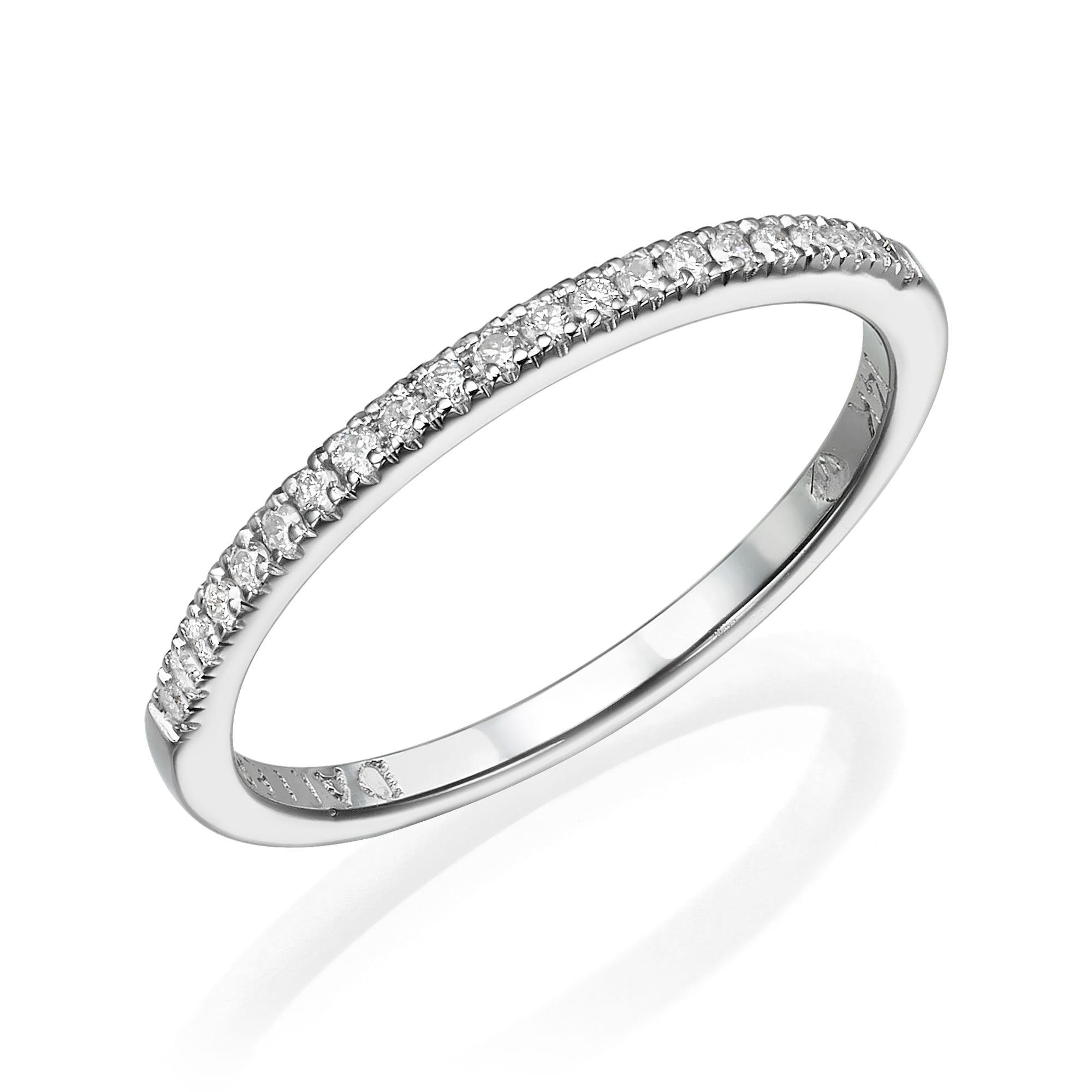 טבעת יהלומים דגם Jesse