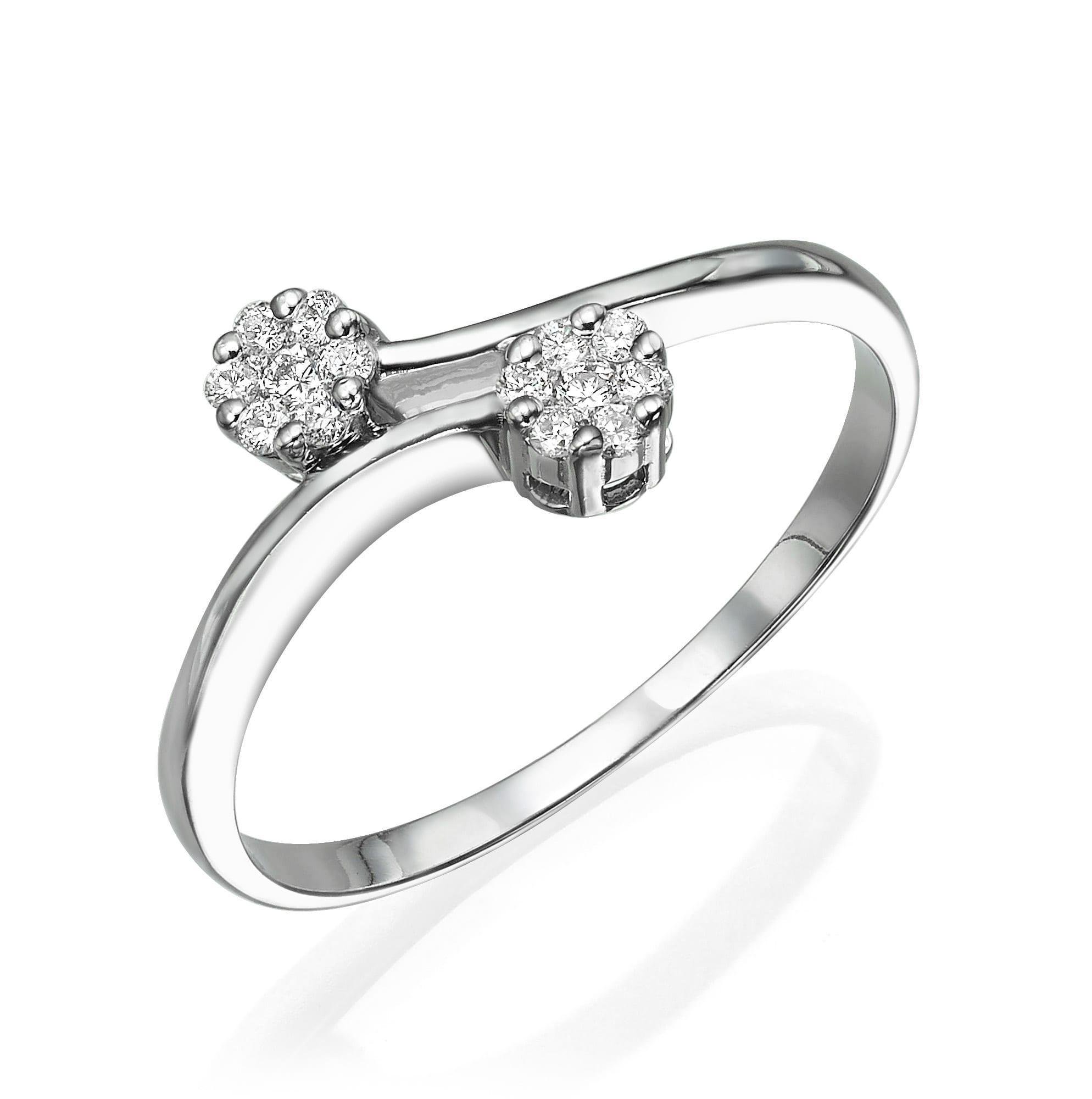 טבעת יהלומים דגם Mara ב-20% הנחה!!!