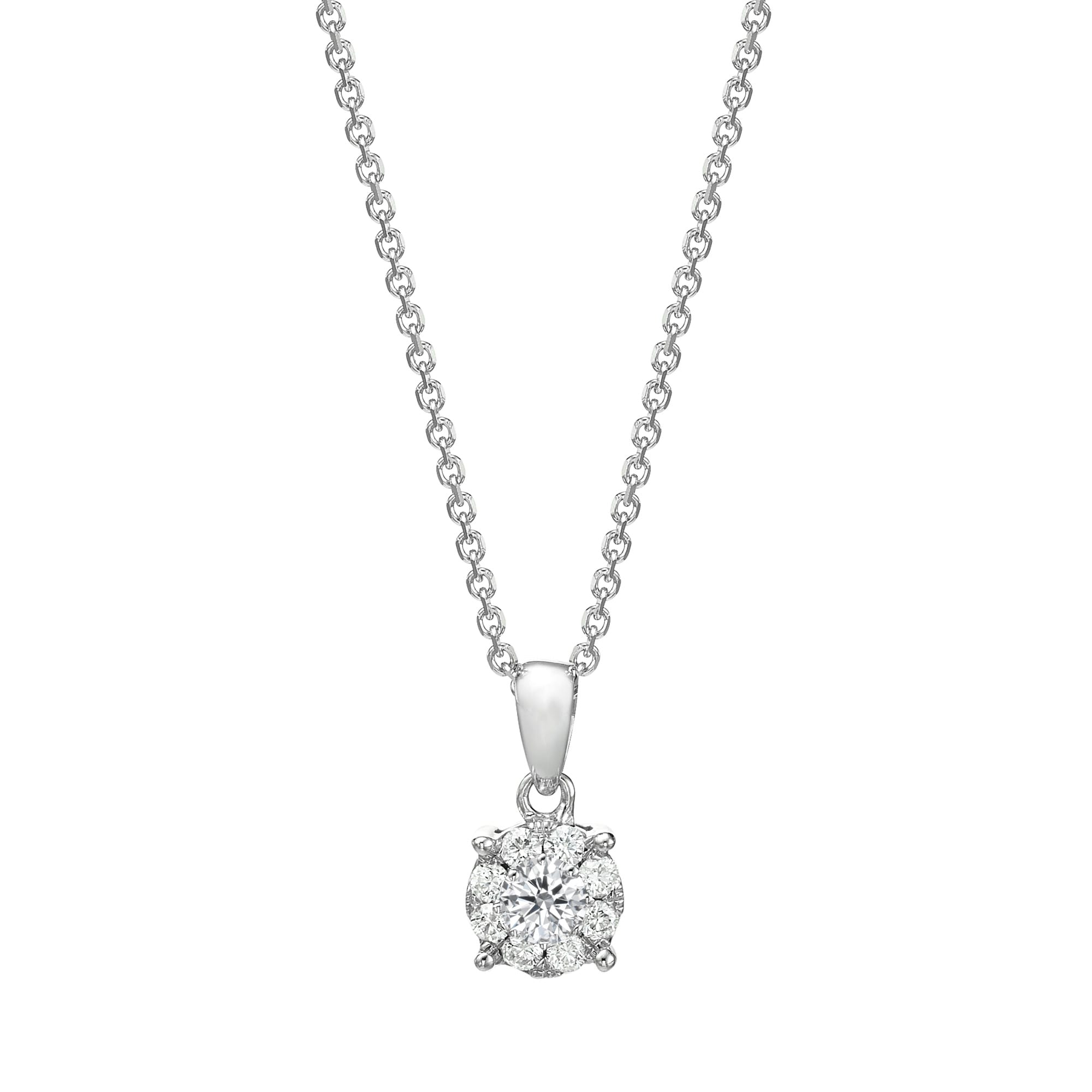 תליון יהלומים דגם Niv ב-20% הנחה!!!