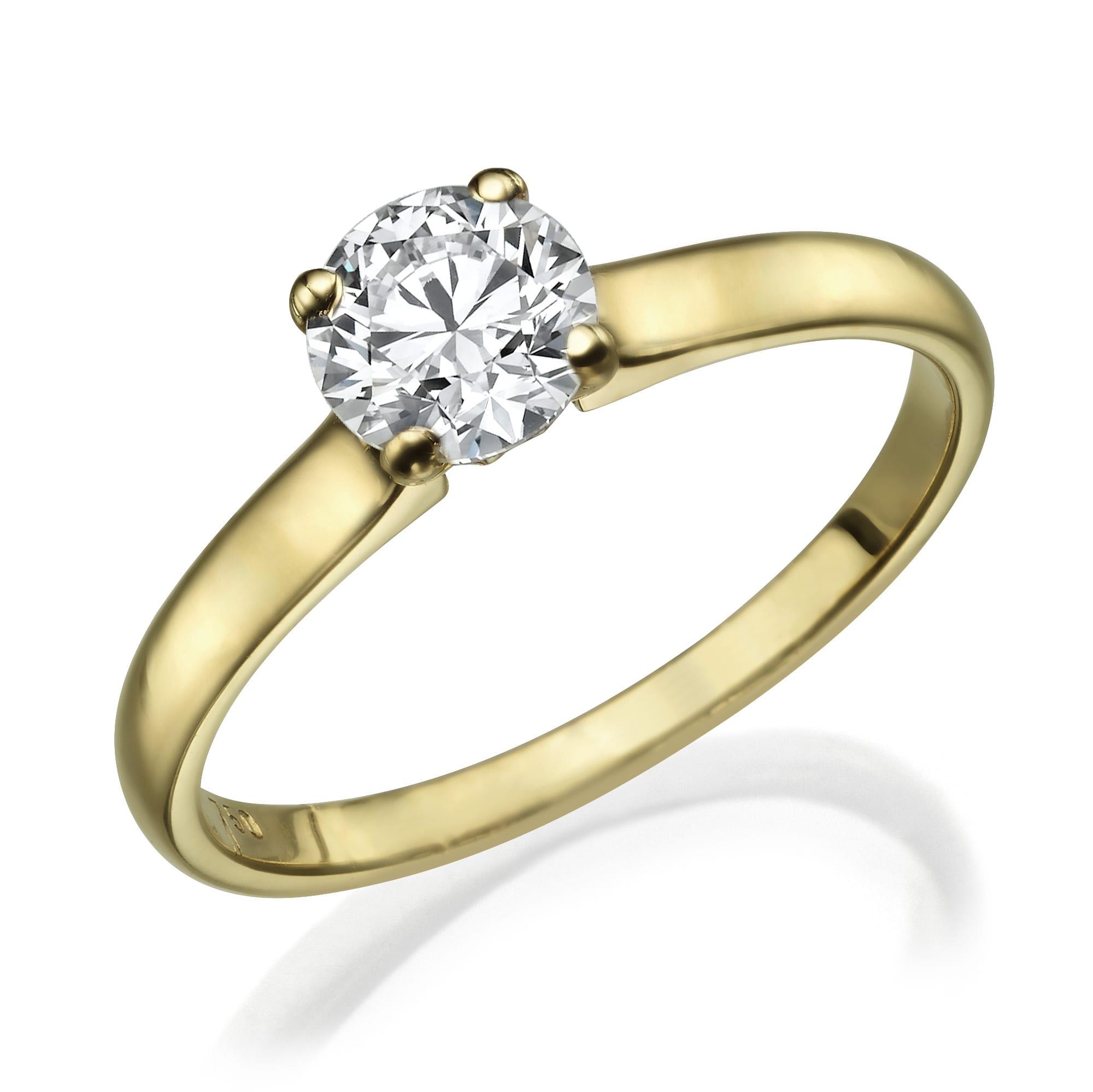 טבעת אירוסין דגם Lana