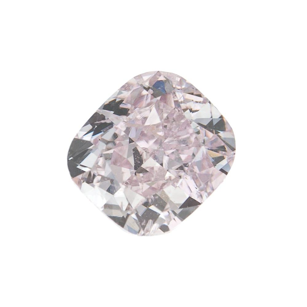 יהלום ורוד בהיר טבעי 0.32 קראט GIA
