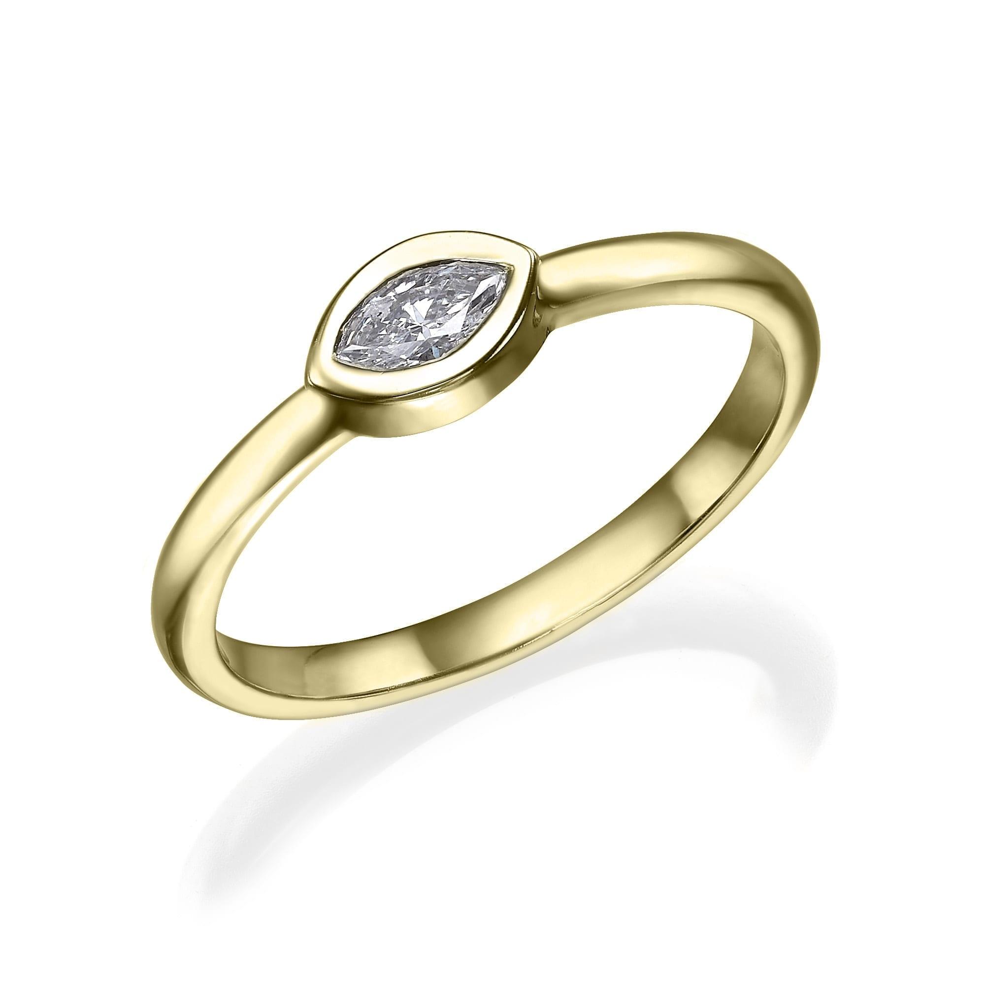 טבעת יהלום דגם Sam ב-25% הנחה!!!
