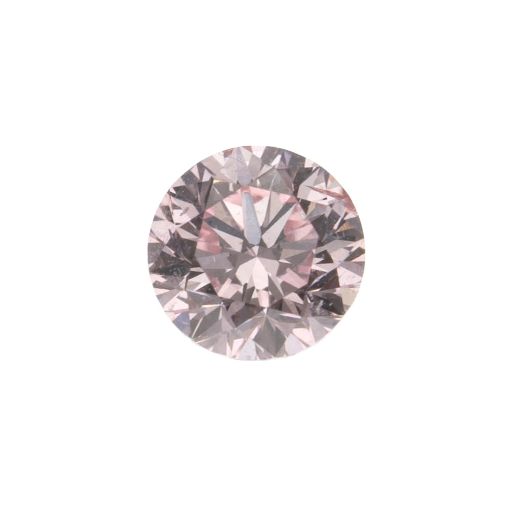 יהלום ורוד טבעי 0.17 קראט GIA